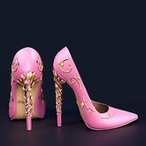Mutresse - Andrea Pumps - 20 Colors for Slink/Maitreya/Belleza