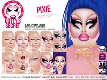 Dotty's Secret - Pixie - Drag Queen Make-up Set