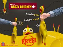 Crazy Chicken [box]