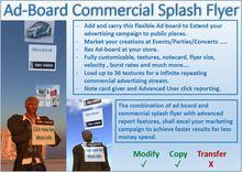 BE*Comercial Splash Flyer_v1