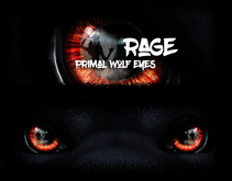 :Rage: Primal Wolf Eyes - Blood (Boxed)