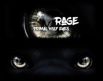 :Rage: Primal Wolf Eyes - Ice (Boxed)