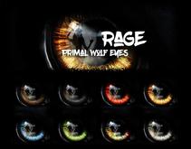 :Rage: Primal Wolf Eyes - FATPACK (Boxed)