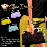 .:Glow Designs:. Sin Clutch T-1 Darks BOXED