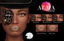 ALMA Makeup - GEAR - Lelutka