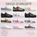 !PCP :: Becky Sneakers [Pattern Pack]