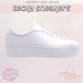 !PCP :: Becky Sneakers [White]