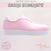!PCP :: Becky Sneakers [Light Pink]