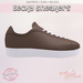 !PCP :: Becky Sneakers [Brown]