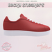 !PCP :: Becky Sneakers [Sangria]