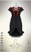 [sYs] ELLEA dress (body mesh) - black