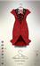 [sYs] ELLEA dress (body mesh) - red