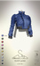 [sYs] GUZZI jacket (body mesh) - blue