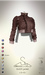 [sYs] GUZZI jacket (body mesh) - brown