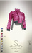 sys  marketplace    guzzi jacket pink