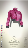 [sYs] GUZZI jacket (body mesh) - pink