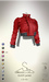[sYs] GUZZI jacket (body mesh) - red