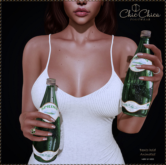 :::ChicChica::: Minerale water