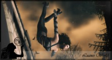 :LW: BENTO Poses - Falling Fast BOXED