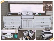 Des Salles Sink ♥ CHEZ MOI