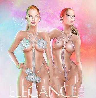 "Elegance Boutique -Lingerie - DEMO  -  ""Suha"" - Maitreya / Slink / Belleza"