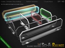 ~isil~ Sci-Fi Railing Kit
