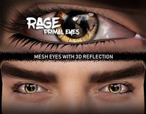 :Rage: Primal Eyes - Amber (Boxed)