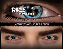 :Rage: Primal Eyes - Marine (Boxed)