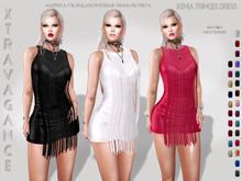 ::XT:: - Kenia Fringes Dress