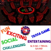 SPECIAL OFFER-LIMITED TIME ONLY! - Sound Quiz NEW Social & Fun Trivia Table Game Gothic theme