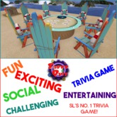 SPECIAL OFFER-LIMITED TIME ONLY! -  Sound Quiz - NEW Social & Fun Trivia Table Game - Beach Theme