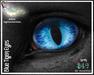 Teegle/Teeglepet - Eye Appliers - Tiger Blue