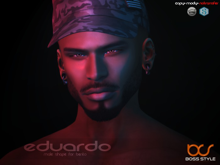 .::Boss Style::. Eduardo for bento - Catwa Victor