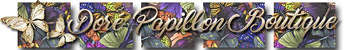 Dore papillon boutique logo 700x100 sharp