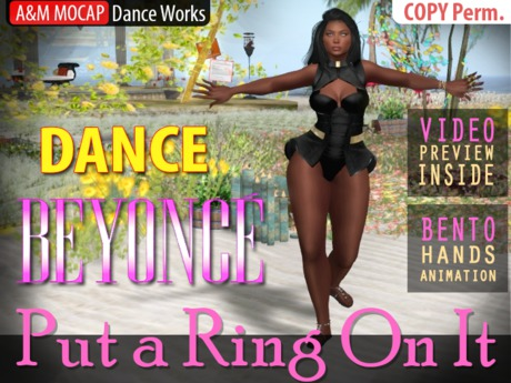 A&M: Beyonce's Put a Ring on It - solo dance (BENTO hands) :: for the song * Single Ladies (Put a Ring on It)