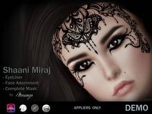 MESANGE - Shaani Miraj Adornment Catwa 1