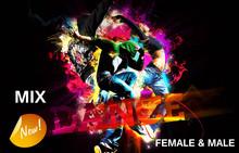 Mix Dance HUD (94 dances)