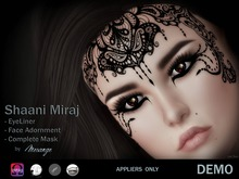 MESANGE - Shaani Miraj Adornment Lelutka 1