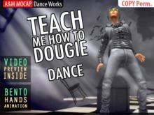 A&M MOCAP - Teach Me How To Dougie - DANCE SOLO (transfer)