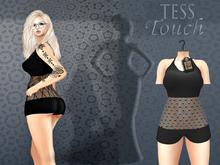 [T.T] TeSs Touch Combi PERA Black 1