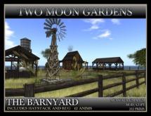 THE BARNYARD - Landscape Garden Farm Yard