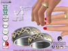 !    Su Xue    ! Mesh - Bento - classic rings July Female  Male