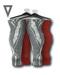 Vinyl - Sulu Legwarmers Pak Vintage Red