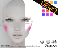 Zibska ~ Tini Blush Demos [Lelutka/Catwa/Omega]