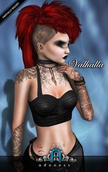 adoness : valhalla : brown