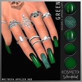 .kosmetik Nail Applier - Wanderlust Green MAITREYA