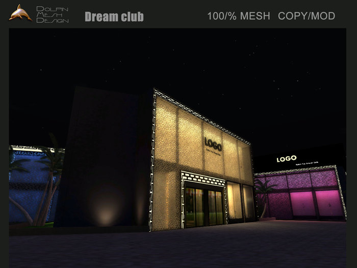 [Dolphin Design] ~Dream club