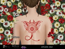MESANGE - Moana Tattoo White OMEGA