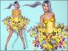 Boudoir-Spring Bouquet