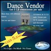 BST Dance Vendor [Boxed]